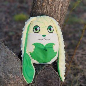 Peek-a-Boo Bunny Stuffie