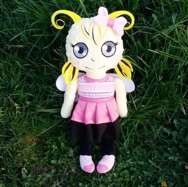 Bee Girl Doll