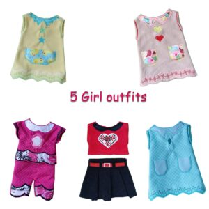 ITH doll outfits girls