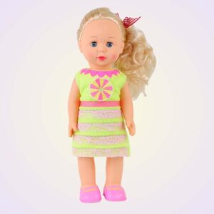 Rosalie AGD american girl dress ITH machine embroidery project
