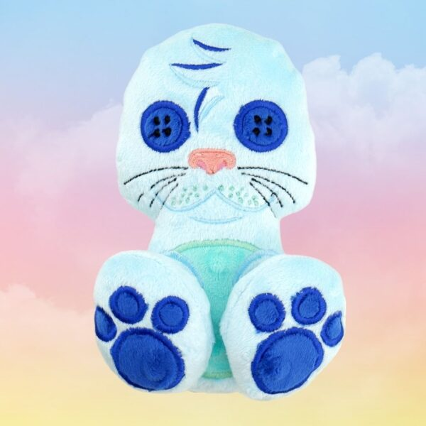 Seal machine embroidery design in the hoop pattern project soft toy diy